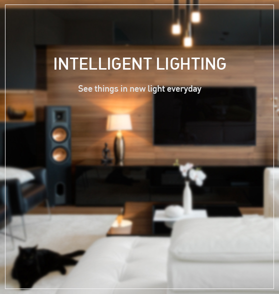 intelligent lighting