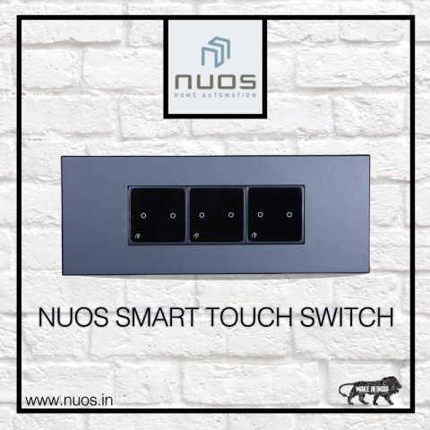 NUOS Smart Touch Switches