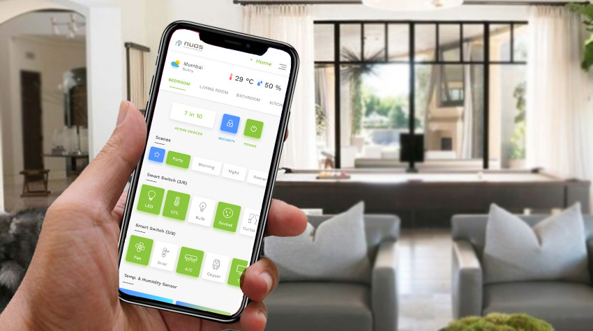 A Perfect Home Automation