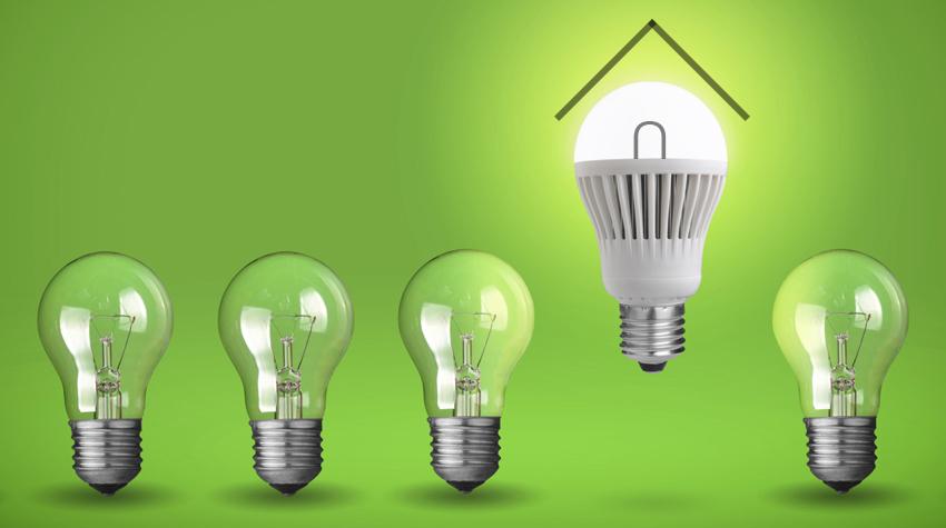 A smart green home!