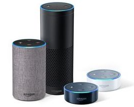 Amazon Echo (Alexa…)