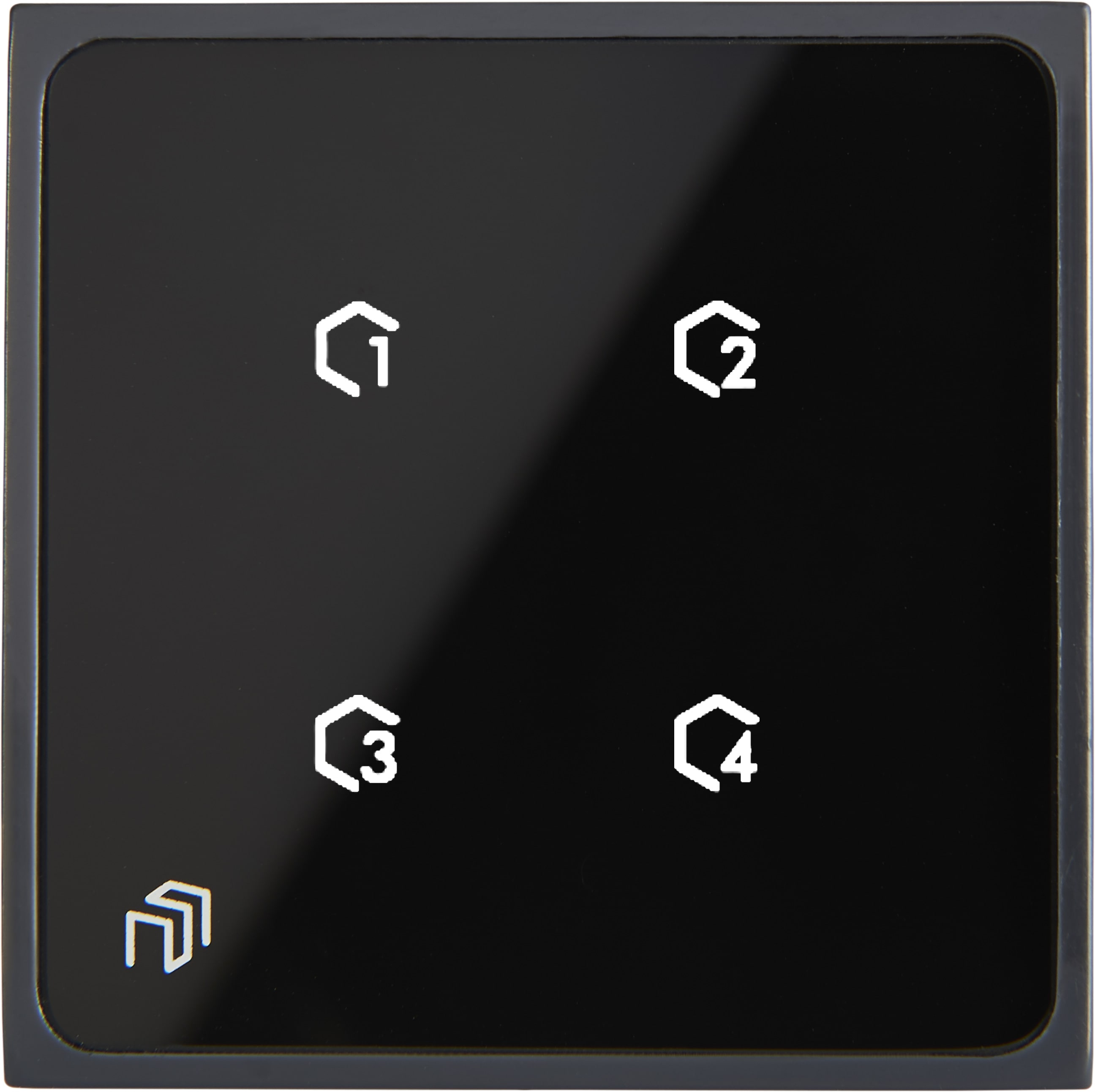 NUOS Zigbee Touch Switch – Quattro