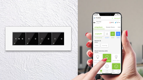 Smart Home Technology for a sustainable Lifestyle