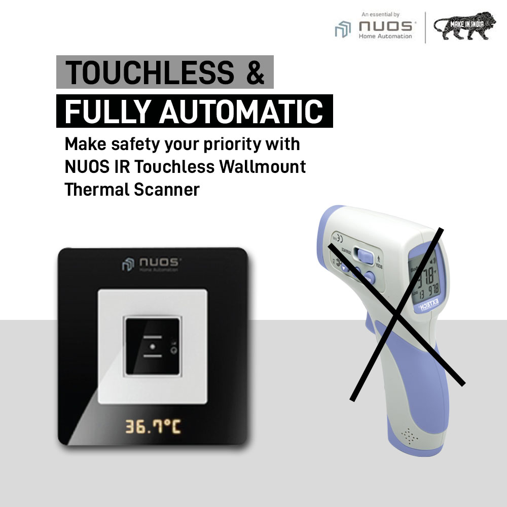 Touchless Thermal Scanners